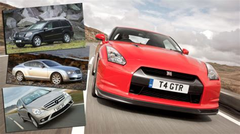 Revealed The Uk's Least Reliable Cars  Motoring Research