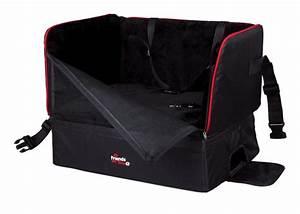 Compatibilité Siege Auto Et Voiture : si ge de voiture noir et lit de voyage petit chien pour le transport de petit chien ou chat sur ~ Medecine-chirurgie-esthetiques.com Avis de Voitures