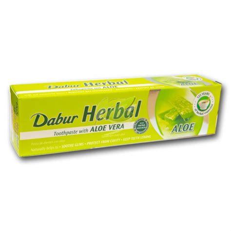 Dabur Herbal zobu pasta ar alveju 100ml 8501   Mutes ...