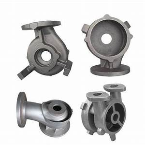 Powder Coating Cast Iron Casting Parts  Weight 100 To 500