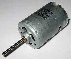Johnson Electric High Speed 6v Dc Motor W   Long 3 17mm