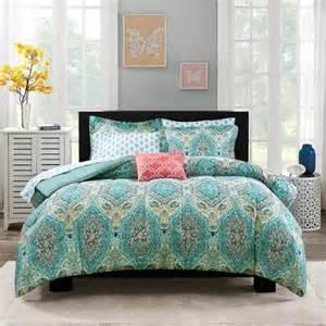mainstays monique paisley coordinated bedding set