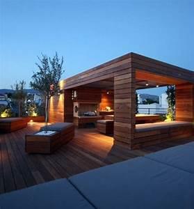 50, Beautiful, Home, Rooftop, Terrace, Design, Ideas