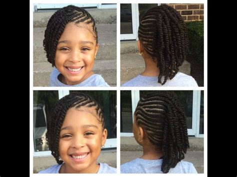 15 Braid Styles For Your Little Girl As She Heads Back To