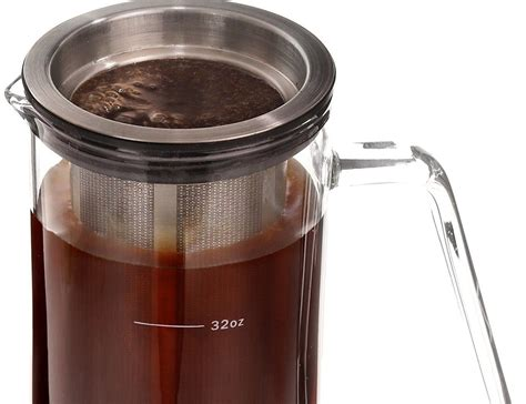 You can also find larger containers, which are great for serving a crowd or storing brew for use throughout the week. Airtight Cold Brew Coffee Maker » Gadget Flow