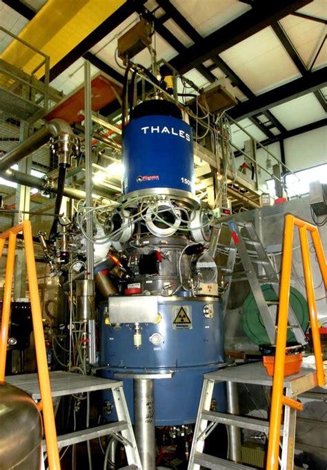 Testing the European gyrotron prototype