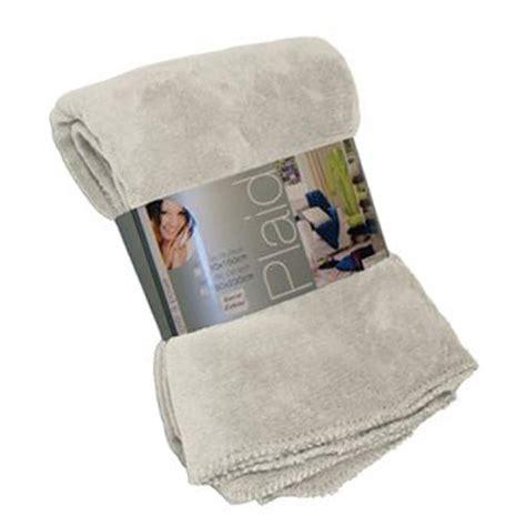 jete de canape gris jeté de canapé 180x230 gris clair