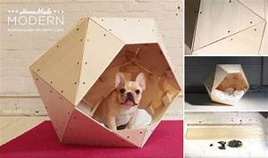 Ep13 geometric doghouse is a simple diy project with great for Easy diy dog house