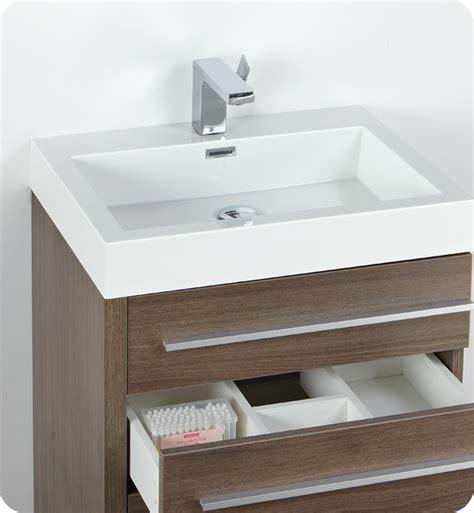 designer bathroom vanities cabinets 24 inch gray oak modern bathroom vanity medicine cabinet