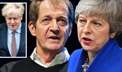 Theresa May humiliation: Alastair Campbell's brutal ...
