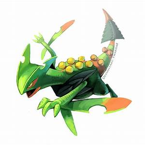 Mega Sceptile by Twarda8 on DeviantArt