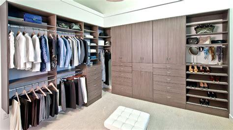 Organized Living Classica Driftwood Live Walkin Closet