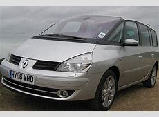 Renault Grand Espace 2006 Road Test Road Tests Honest John