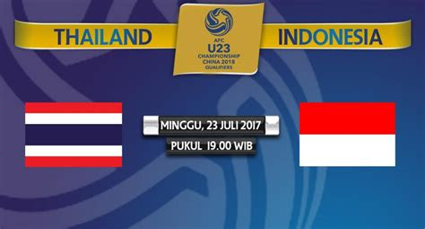 Tv Online  Live Streaming Indonesia Vs Thailand, Siaran