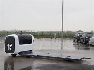 Parking P5 Lyon : le premier robot voiturier en ext rieur au monde d barque l a roport de lyon ~ Medecine-chirurgie-esthetiques.com Avis de Voitures