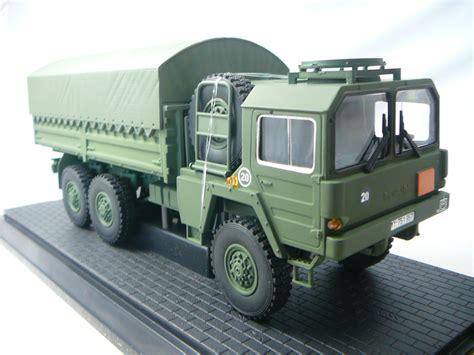MAN 7T GL KAT1 Camion Plateau Baché Militaire 6X6 ...