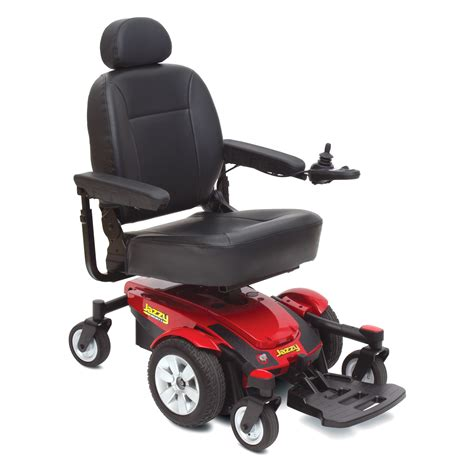 pride jazzy select 6 power chair