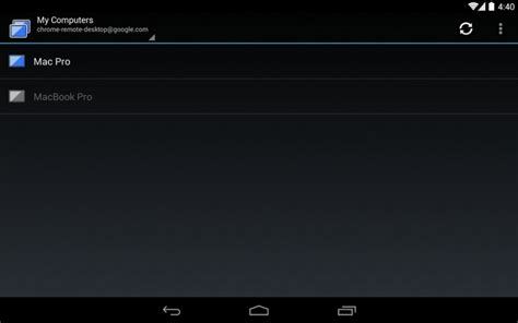 chrome remote desktop android is beta testing chrome remote desktop for android