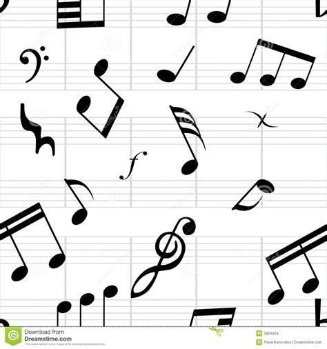 papier peint sans joint de musique images stock image