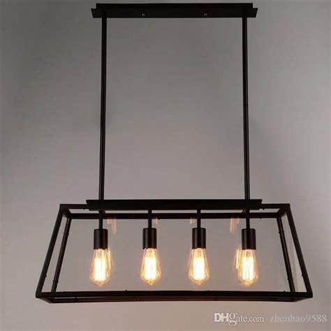 compre preto  vintage luz pingente de estilo loft