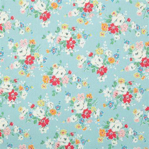 cath kidston flowers mini cotton fabric clifton cotton duck cath kidston