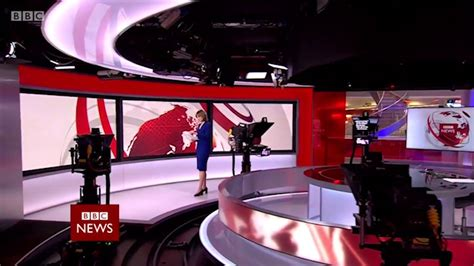 Bbc News At Ten Intro 2017 With '93 Music