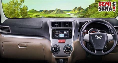 Gambar Mobil Gambar Mobildaihatsu Grand Xenia by Harga Daihatsu Xenia Review Spesifikasi Gambar