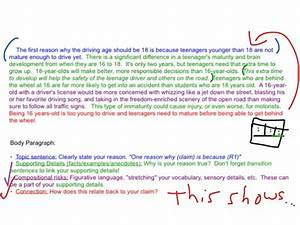 thesis statement for global warming paper
