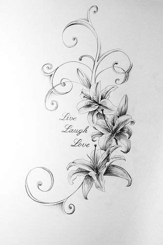 Found on Bing from imgkid.com | Flower tattoos, Foot