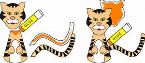 for Tiger puppet template