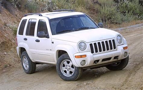 Used 2002 Jeep Liberty For Sale