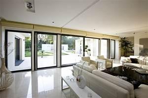 une baie vitree dans ma maison blog serplaste With maison avec baie vitree