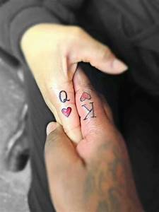 King and queen of hearts | Styles & Tattoos | Pinterest