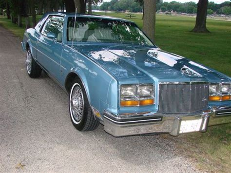 Purchase Used 1979 Buick Riviera S Type 2 Dr. Coupe In