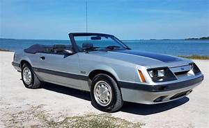 Hemmings Find of the Day– 1985 Ford Mustang GT conve | Hemmings Daily