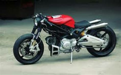 Bike Modification And Accessories In India by Ducati Bikes Rx100 Modified Bike Manufacturer From Pune