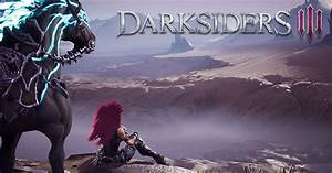 Darksiders III 'A Horse With No Name' trailer released