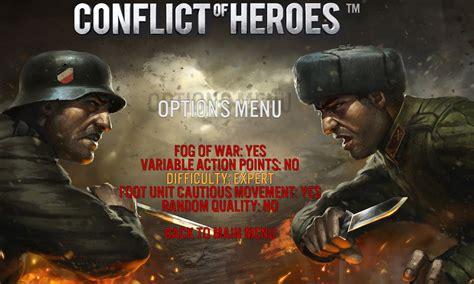 Giochi Di Operazioni Al Sedere by Recensione Conflict Of Heroes Awekening The Russia