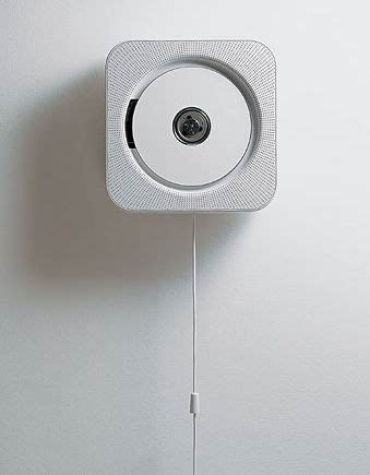 Cd Player Design by Minimal Design Radio Cd Player And Soundbox White And