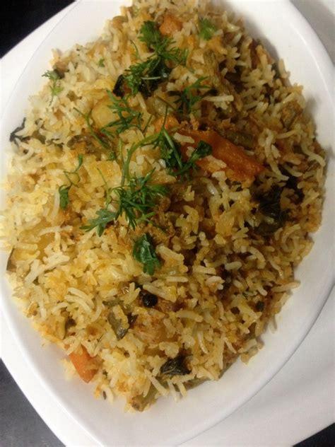 Kitchens Of India Hyderabadi Biryani by Hyderabadi Veg Biryani Recipe Dum Method Indian
