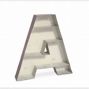 39a39 wall shelf big white funky apartment fillers With letter shaped bookcase