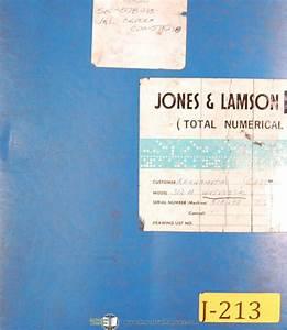 Jones  U0026 Lamson 312a Textron A