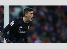 Real Madrid goalkeeping target Kepa Arizzabalaga signs new