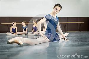 Dancers practicing stock photo image 48757687 for Dance where you sit on the floor