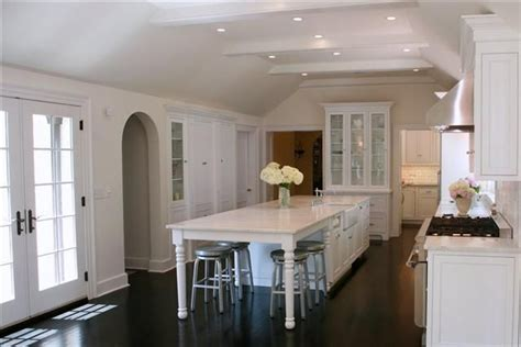 narrow kitchen islands with seating 17 best images about kitchen islands with seating on end 7065