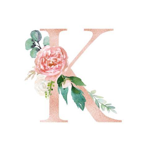 buchstabe letter  flower typography monogram wallpaper flower letters