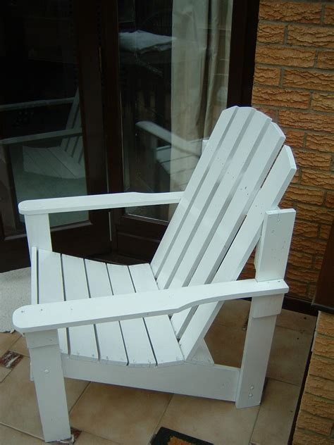 white wooden adirondack chairs for sale from