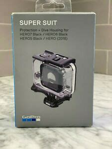 gopro super suit dive housing hero black