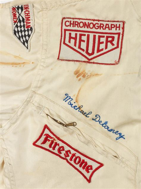 Steve McQueen's Iconic Le Mans Racing Suit Is For Sale ...
