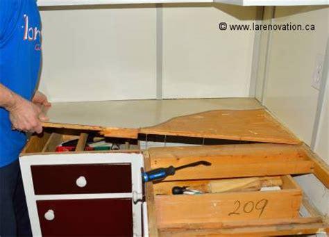fabriquer un comptoir de cuisine en bois creer un comptoir bar cuisine 3copie3jpg bar cuisine 2